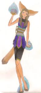 KyashaKitsune's Profile Picture