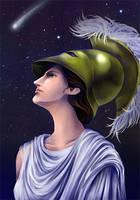 Athena by lucycat410