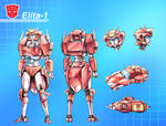 Elita Redesign Completed~!!