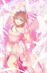 Card Captor Sakura by tenmuki