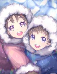 SmashUltimate - Ice Climbers by tenmuki