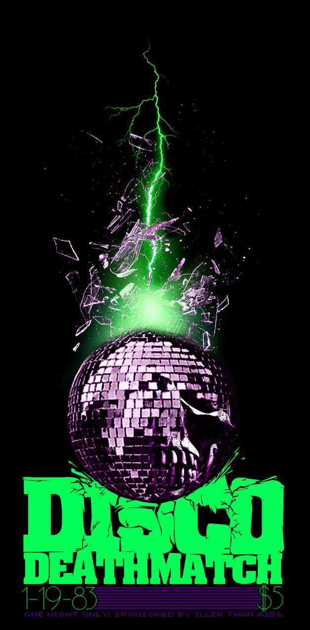 Disco Deathmatch by mikeTschmitt