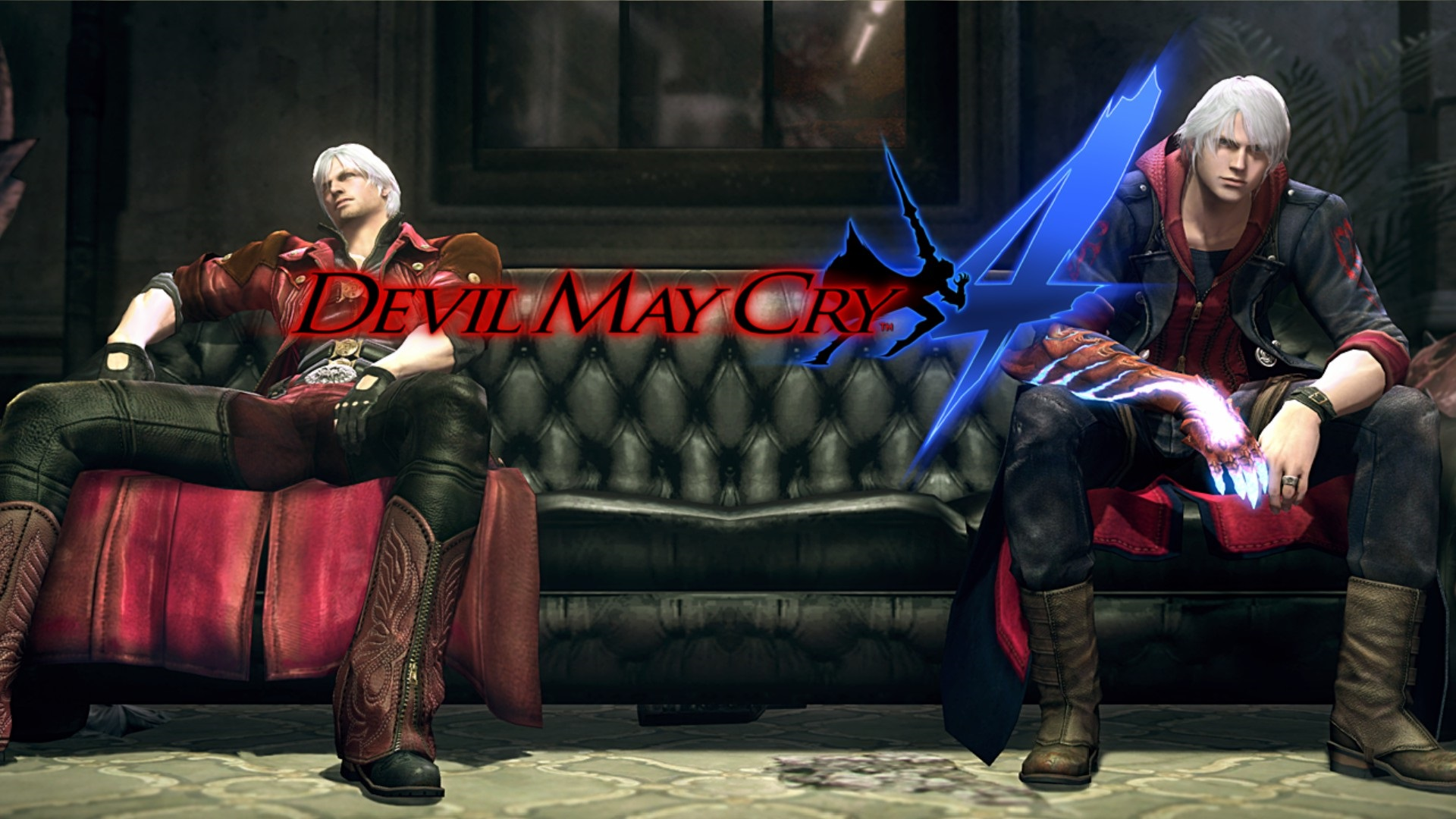 devil may cry 4 wallpaperstreesie on deviantart