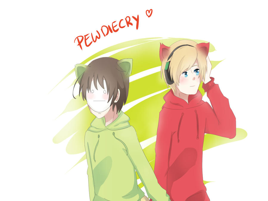 PewdieCry by vemorichi