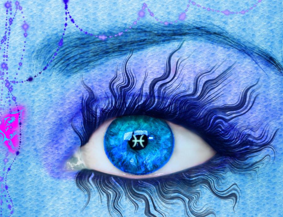 Pisces Eye By Nightsabra