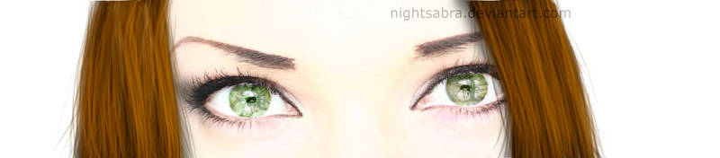 Within The Eyes, Where Memories Lie by Nightsabra