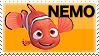 Nemo Stamp by Ziyaa