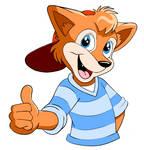 One Cool Fox