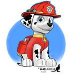 Paw Patrol: Marshall
