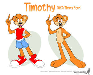 Timothy's New Look (February 2021)