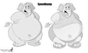 Speedbump (Grayscale)