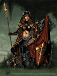 The Magdalena, Spear Maiden