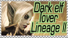 L2 Dark elf lover by SicilianValkyrie