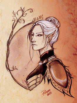 Sketch trade: Arleen