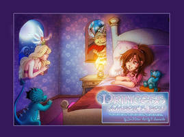Comm: Princess Amber's Bed