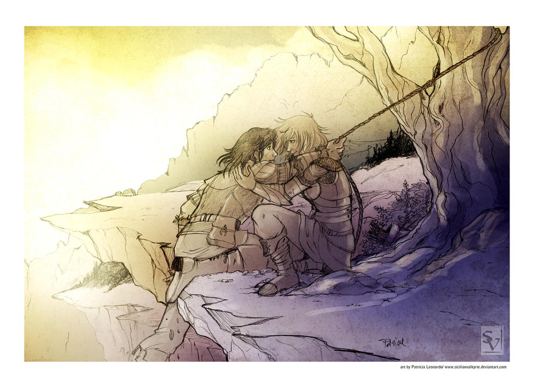 Comm: A Lovely Savior by SicilianValkyrie