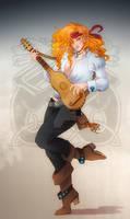 Comm: Guitarist