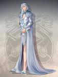 Comm: Elven queen