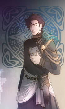 Commission: Warlock