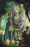 Comm: Mielikki and Loralon
