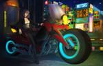 Comm: Neon Night