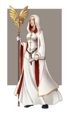 Comm: Cleric