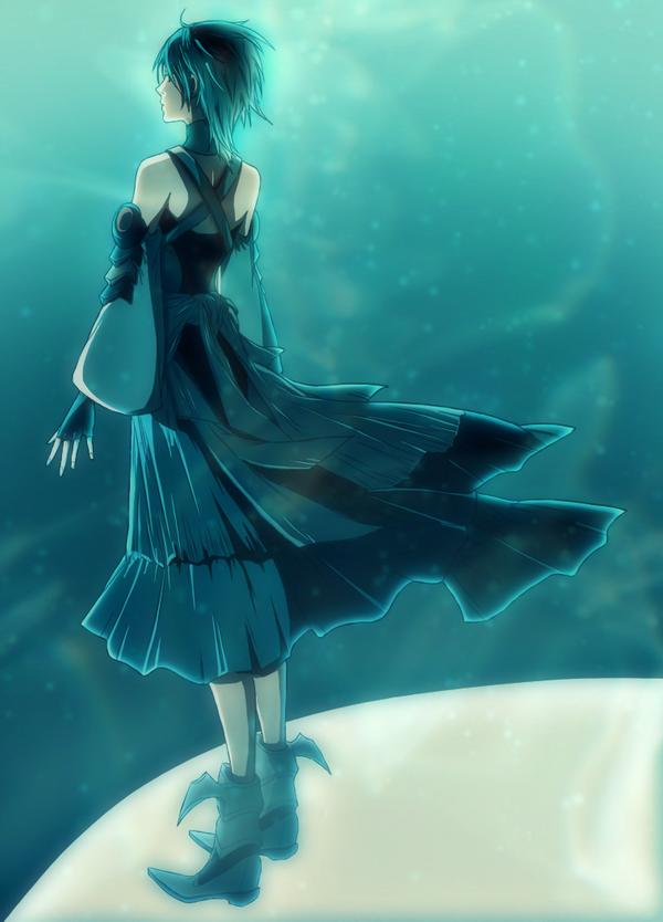 KH Birth By Sleep: Aqua by Takyya