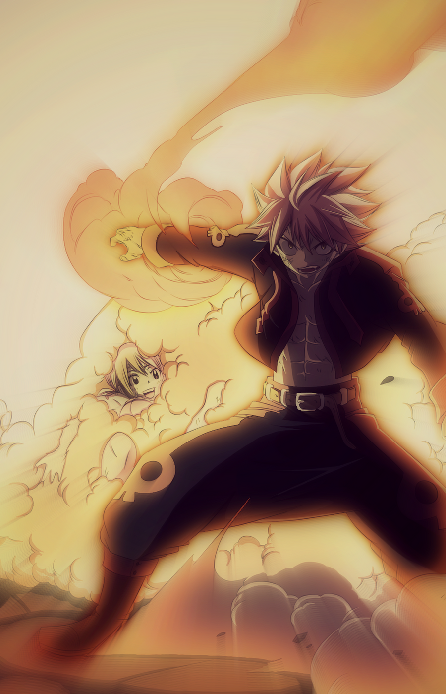 Fairy Tail 374 - Leave my ***** alone by Takyya