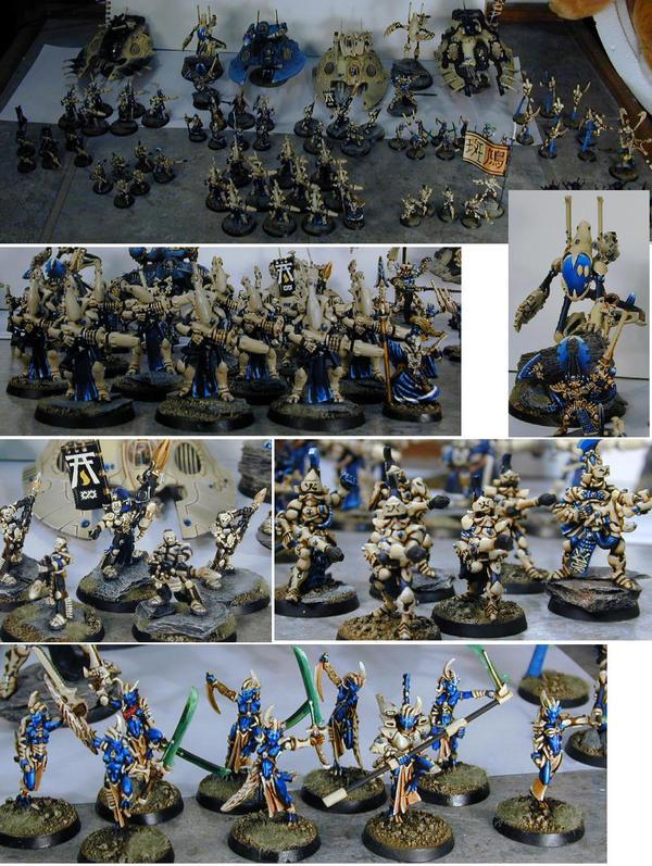Eldar army pt1 by saintbomber on deviantart eldar army pt1 by saintbomber publicscrutiny Image collections