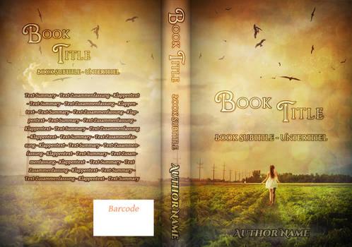 Premade Book Design 43