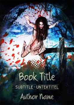 Premade Book Design 71
