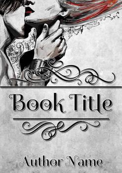 Premade Book Design 72