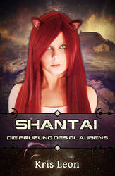 commissioned book cover design: Shantai 4
