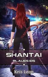 commissioned book cover design: Shantai 5