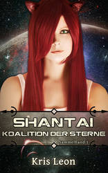commissioned book cover design: Shantai 1-3 by BettySchmidt