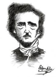 Edgar Allan Poe Fan Art