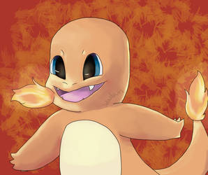 Charmander by Woulvun