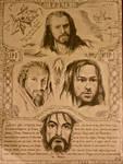 the Hobbit: Bofur tells... by Lysyth