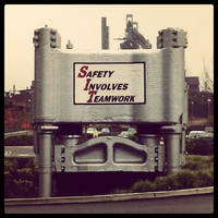 Safety Involves Teamwork - SIT - Bethlehem Steel by agentpalmer