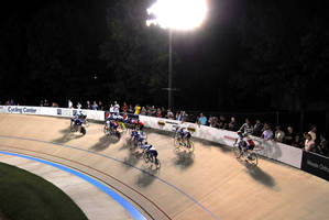 Tandemonium - 9 Tandems on the Velodrome for 4 km by agentpalmer