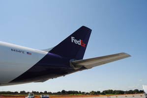FedEx Airbus A310 Tail - Lehigh Valley Airshow by agentpalmer