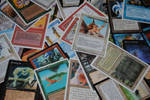 Old School Magic the Gathering - Oh the Cards
