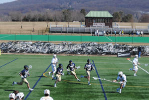 College Lacrosse - Lehigh v Navy - Missed Pass by agentpalmer