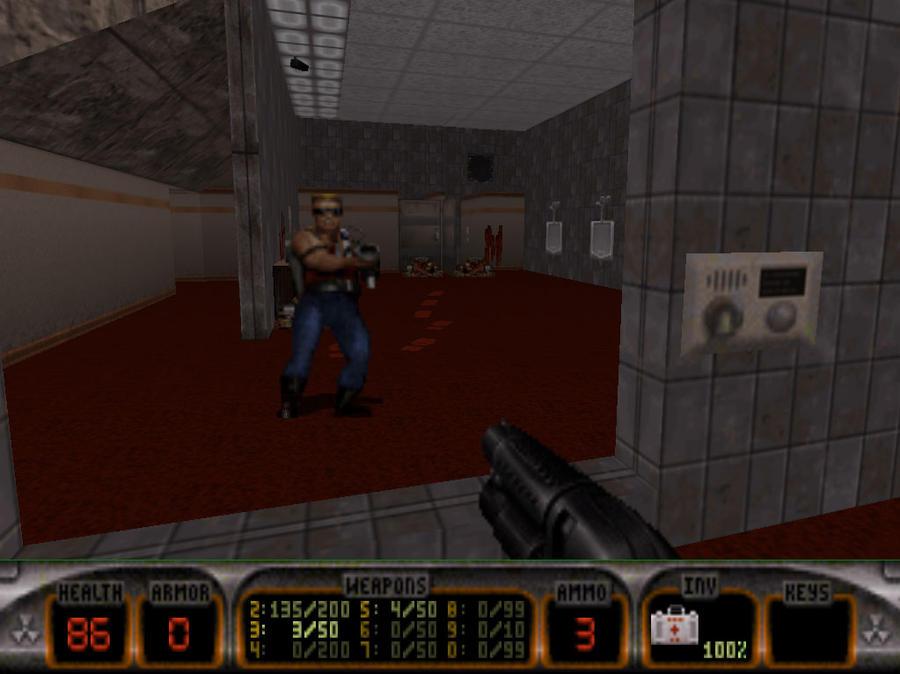 Damn, I look Good - Duke Nukem 3D by agentpalmer