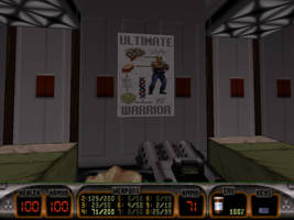 Duke Nukem is the Ultimate Warrior - Duke Nukem 3D by agentpalmer
