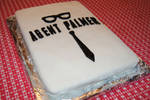 The Agent Palmer Cake, Uneaten by agentpalmer