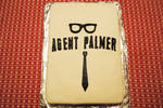 Let's Eat an Agent Palmer Cake