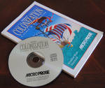 Sid Meiers Colonization CD and Instruction Manual