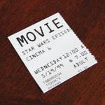 Star Wars Episode I - The Phantom Menace Ticket