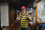 Ness Cosplay at The 2014 Great Allentown Comic Con by agentpalmer